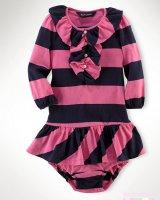 """Платье """"Parrot Pink Multi"""" Ralph Lauren"""