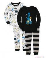 "Пижама (2 комлекта) ""Астронавт"" Carters"