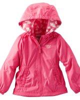 Куртка розовая OshKosh
