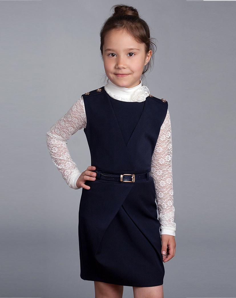 Сарафаны школьные модные