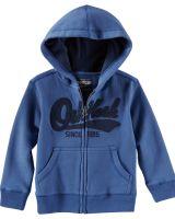 "Детская кофта ""Blue"" Oshkosh"