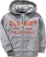 """Детская кофта """"HEATHER GREY"""" Old Navy"""