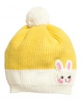 """Детская шапка """"Кролик"""" H&M"""