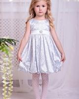 """Платье """"Серебристый орнамент"""" Zironka"""