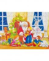 "Пазлы ""Санта Клаус"" GOKI"