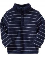 "Флисовая кофта ""Blue Stripe"" Old Navy"