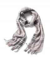 """Детский флисовый шарф """"Клетка"""" Old Navy"""