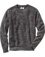 "Детский свитер  ""Black Marl"" Old Navy"