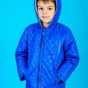 "Куртка демисезонная ""Blue rhombus"" Zironka"