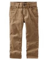 "Вельветовые брюки ""Brown"" OshKosh"