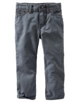 """Вельветовые брюки """"Grey"""" OshKosh"""