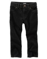 """Детские вельветовые брюки """"Black"""" OshKosh"""