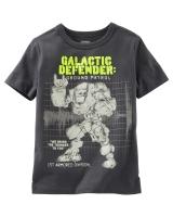 "Детская футболка ""Робот"" OshKosh"