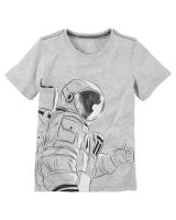 """Детская футболка """"Astronaut """" Carters"""