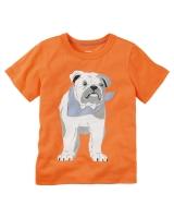 "Детская футболка ""Orange"" Carters"