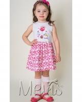 """Летнее платье """"Sweety"""" Mevis"""