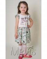"""Летнее платье """"Summer aroma"""" Mevis"""