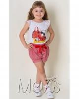 "Детская футболка ""Accessories"" Mevis"