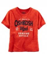 "Детская футболка "" Red"" OshKosh"