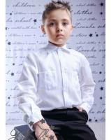 "Детская рубашка ""Schoolboy-2"" Zironka"