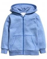 """Детская кофта c капюшоном """"Blue"""" H&M"""
