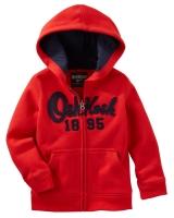 "Детская кофта c капюшоном ""Red"" OshKosh"