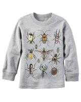 """Детский реглан """"Bug """" Carters"""