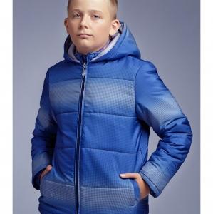 """Куртка синяя """"Neon"""" Zironka"""