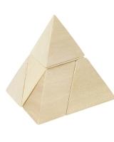 """Деревянная головоломка """"Пирамида"""" GOKI"""