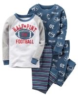 "Детская пижама (2 шт) ""Футбол"" Carters"
