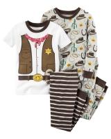 """Детская пижама (2 шт) """"Ковбой"""" Carters"""