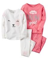 """Детская пижама (2 шт) """"Pink"""" Carters"""