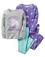 """Детская пижама (2 шт) """"Совы"""" Carters"""