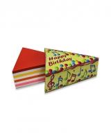 Бумага для заметок  «Happy Birthday в глазури»
