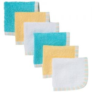 """Махровые полотенца (6шт) """"Neutral"""" Gerber"""