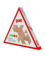 """Детская игра """"Три-домино"""" GOKI"""