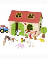"""Игровой набор """"Моя ферма"""" GOKI"""