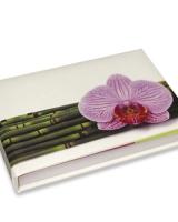 """Блокнотик для записей """"Орхидея"""""""