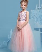 """Нарядное детское платье """"Розы"""" Zironka"""