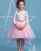 """Детское нарядное платье """"Нежность-1"""" Zironka"""