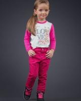 """Детские брюки """"Pink"""" Zironka"""