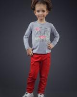 """Детские брюки """"Red"""" Zironka"""