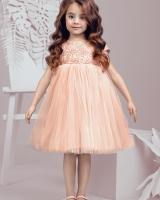 """Детское нарядное платье """"Porcelian Dolls -Pink"""" Zironka"""