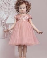 """Детское нарядное платье """"Porcelian Dolls"""" Zironka"""