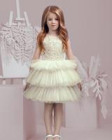 "Нарядное детское платье ""White"" Zironka"