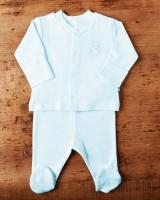 """Детский набор из органического хлопка """"Blue"""" Kitikate"""