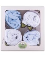"""Подарочный набор для новорожденных """"Blue"""" Kitikate"""