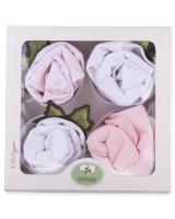 """Подарочный набор для новорожденных """"Pink"""" Kitikate"""