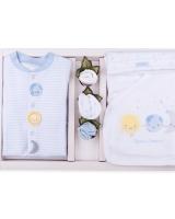 """Подарочный набор для новорожденных (10 ед) """"Boy"""" Kitikate"""