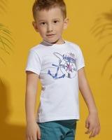 "Детская футболка  ""Моряк"" Zironka"